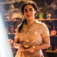 Lívian Aragão é angelica na novela 'Tempo de Amar'