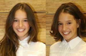 Kiria Malheiros adota novo corte e doa cabelo para mulheres com câncer. Fotos!