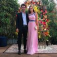 Marina Ruy Barbosa e Xandinho Negrão vão se casar no dia 7 de outubro em uma cerimônia na casa da família do noivo em Campinas, São Paulo