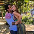 Marina Ruy Barbosa e marido, Xande Negrão, vão ter uma cerimônia religiosa em outubro