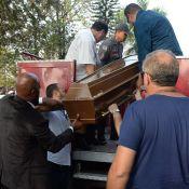 Corpo de Marcelo Rezende é sepultado em SP em cerimônia restrita a familiares