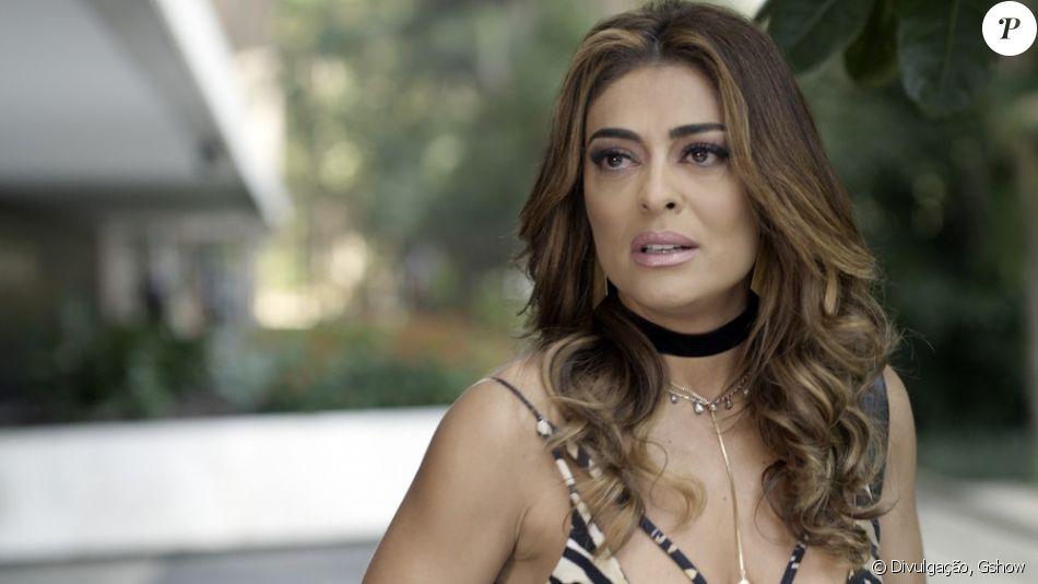 Bibi (Juliana Paes) fica sem dinheiro até para comprar comida para Dedé (João Bravo), na novela 'A Força do Querer', em outubro de 2017