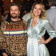 Giovanna Ewbank lembrou a época em que ficou separada de Bruno Gagliasso