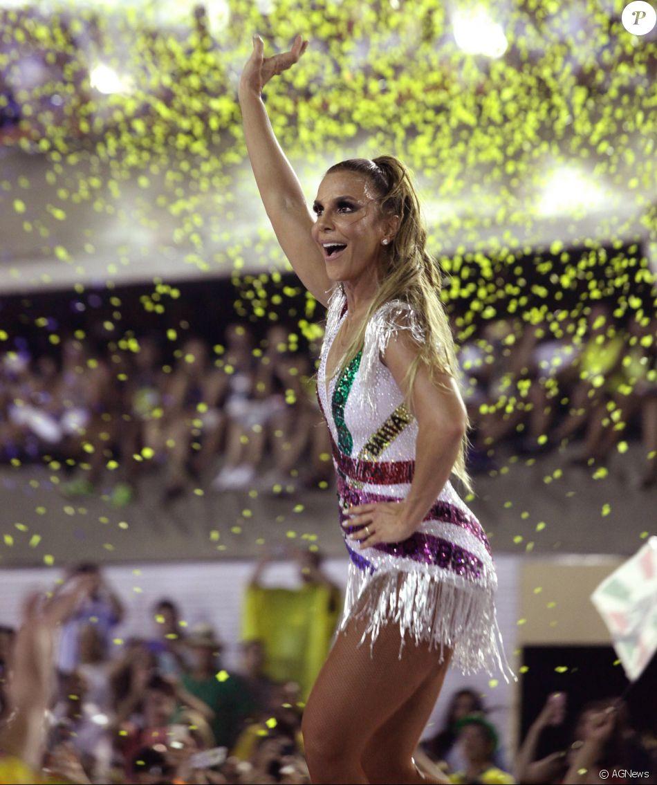 Grávida de gêmeas, Ivete Sangalo deixa Carnaval 2018, como indicou em transmissão ao vivo nesta quarta-feira, dia 20 de setembro de 2017