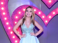 Larissa Manoela canta com Tiago Abravanel em evento da Jequiti: 'Loka'. Vídeo!