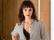 Débora Falabella curou depressão com terapia: 'Me ajudou mais que o remédio'