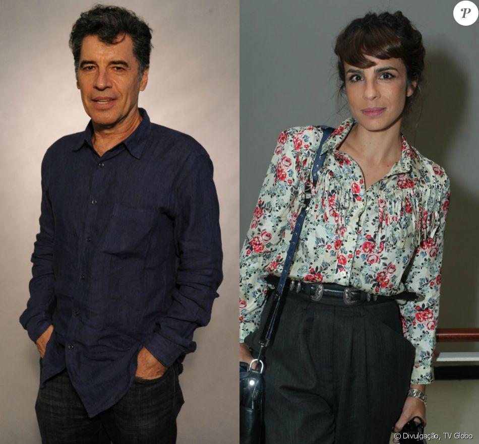 Paulo Betti criticou a saída da ex-mulher do 'Saia Justa' no Instagram: 'Maria Ribeiro foi demitida pelo telefone, de forma deselegante e injusta, na véspera do Natal'