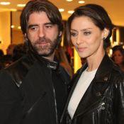 Maria Fernanda Cândido posa em momento raro com marido e filhos: 'Sexta linda'
