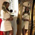 Zilu Camargo se declarou ao novo amor com uma música romântica nas redes sociais