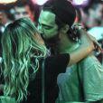 Thiago Rodrigues é flagrado aos beijos comadvogada no Rock in Rio, nesta sexta-feira, 22 de setembro de 2017