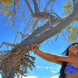 Munik Nunes intensifica malhação para secar para casamento: 'Malho todos os dias'