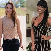 Wanessa Camargo afirma sobre Graciele Lacerda: 'Respeito como mulher do meu pai'