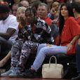 Kylie Jenner e o rapper Travis Scott estão juntos desde de abril de 2017