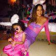 Mariah Carey recentemente declarou que sua filha fará uma participação especial em seu novo CD, já que a cantora afirma que os gêmeos possuem talento para cantar