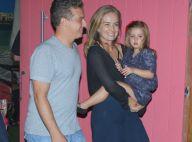Angélica e Luciano Huck homenageiam Eva por aniversário de 5 anos: 'Parceirinha'