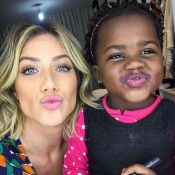 Giovanna Ewbank mudou visão sobre racismo após ser mãe: 'Títi me ensinou muito'