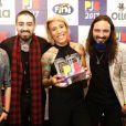 Malta ganhou como Melhor Banda no Prêmio Jovem Brasileiro