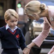 Príncipe George está exausto de escola após 3 semanas de aula:'Não quer mais ir'