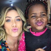 Ewbank conta os dias para ver Títi de daminha de Marina Ruy Barbosa:'Será lindo'