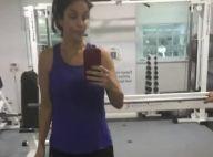 Ivete Sangalo malha aos 4 meses de gravidez: 'Manter circulação em dia'. Vídeo!