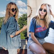 Isabella Scherer, de 'Malhação', conta o que não pode faltar no look:'Amo jeans'