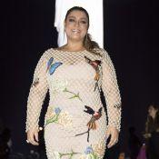 Preta Gil usa vestido com mais de 25 mil pérolas aplicadas à mão. Veja preço!