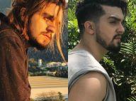 Luan Santana corta e doa cabelo para peruca em ação social: 'Outubro rosa'
