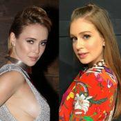 Fernanda Nobre e Marina Ruy Barbosa serão melhores amigas em 'Deus Salve o Rei'