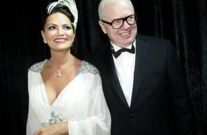 Namoro de Luiza Brunet com o empresário Lírio Parisotto chega ao fim