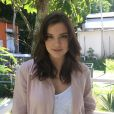 'Sempre gostei de estudar', diz a atriz Alice Wegmann, aluna do curso de Publicidade e Propaganda