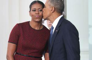Michelle Obama celebra 25 anos de casamento com Barack após rumor de divórcio