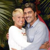 Xuxa Meneghel solta a voz com namorado, Junno Andrade: 'Chiclete'. Vídeo!