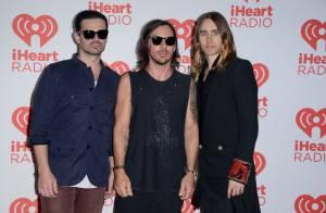 30 Seconds to Mars, banda de Jared Leto, adia shows no Brasil para outubro