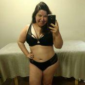 Mariana Xavier descarta photoshop em foto de lingerie: 'Neurose não'