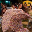 Durante o coma Zeca (Marco Pigossi) tem visões de Ritinha (Isis Valverde) dançando, na novela 'A Força do Querer'