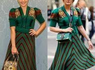 Look de Isabella Santoni é usado por Thássia Naves na Semana de Moda de Paris