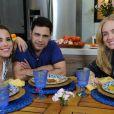 No 'Estrelas', Zezé Di Camargo entregou um segredo de Wanessa Camargo: 'Nunca vi fritar um ovo'