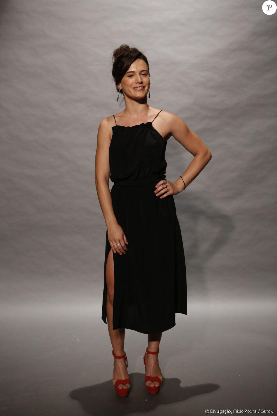 2a774418a Bianca Bin no lançamento de 'O Outro Lado do Paraíso', próxima novela das  nove da TV Globo