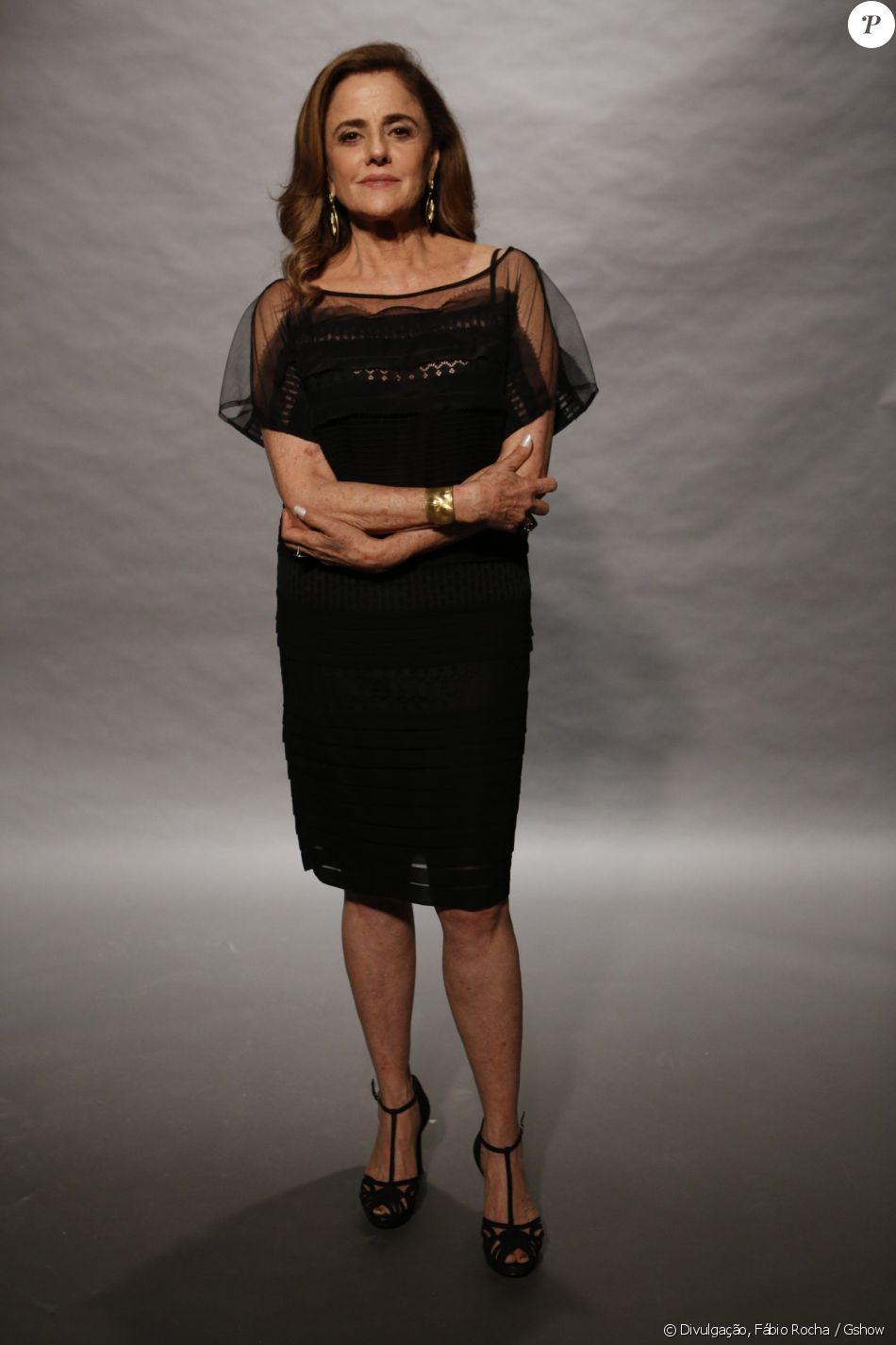 93d0b0d53 Marieta Severo no lançamento de 'O Outro Lado do Paraíso', próxima novela  das nove da TV Globo