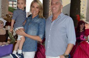 Marido de Ana Hickmann diz que filho terá vida comum: 'Marmita e pegar ônibus'