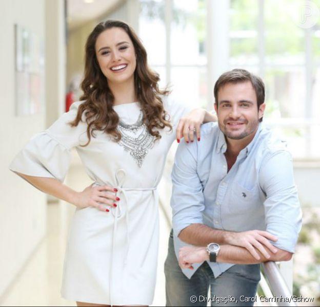Depois de 9 anos de namoro, Max Fercondini e Amanda Richter anunciaram a separação na noite de quinta-feira, 5 de outubro de 2017