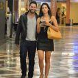 Rainer Cadete e Taianne Raveli, de forma amigável, terminaram o relacionamento de 2 anos e 2 meses em setembro de 2017