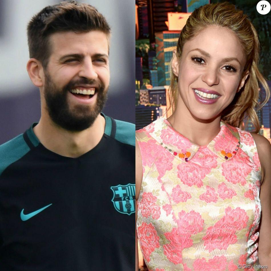 Gerard Piqué afasta rumores de separação de Shakira com publicação no Twitter nesta sexta-feira, dia 6 de outubro de 2017