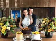 Milena Toscano festeja casamento com Pedro Ozores: 'Mr & Mrs Ozores'. Fotos!
