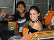 Bruna Marquezine e Neymar prestigiam casamento de Marina Ruy Barbosa
