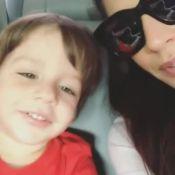 Filho de Luma Costa elege melhor parte do casamento de Marina Ruy Barbosa:'Títi'