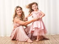 Mirella Santos faz ensaio fashion com a filha: 'Eu era vaidosa como Valentina'