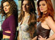 Mayana Neiva comemora cabelo natural na TV: 'Primeira vez cacheado em novela'