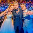 Alok foi o DJ do casamento de Marina Ruy Barbosa e o piloto Xandinho Negrão