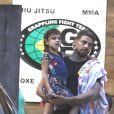 Cauã  Reymond contou que não pretende incentivar a filha, Sofia, de 5 anos, a seguir a carreira de atriz